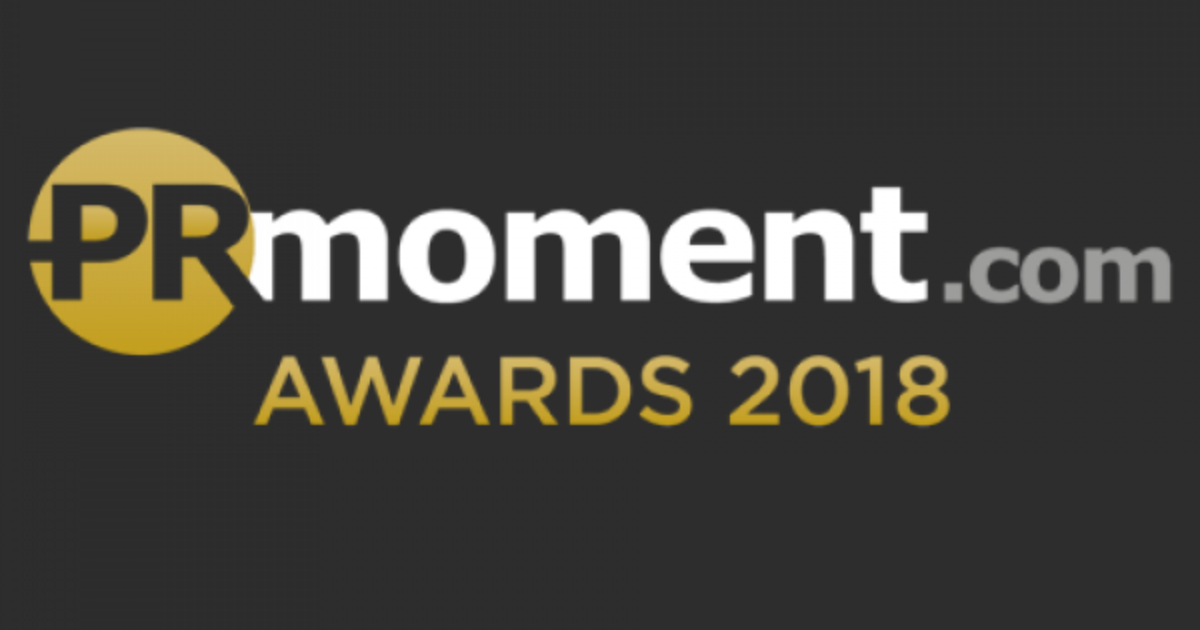 The PRmoment Awards 2018 winners in the south | PRmoment com