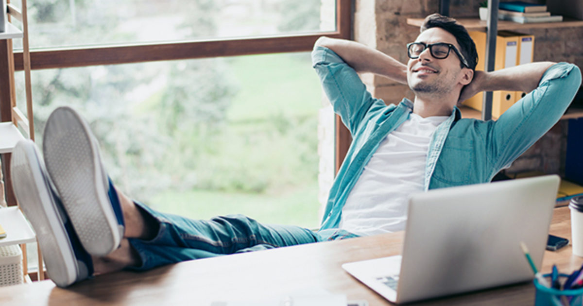 The benefits of taking a break at work | PRmoment.com